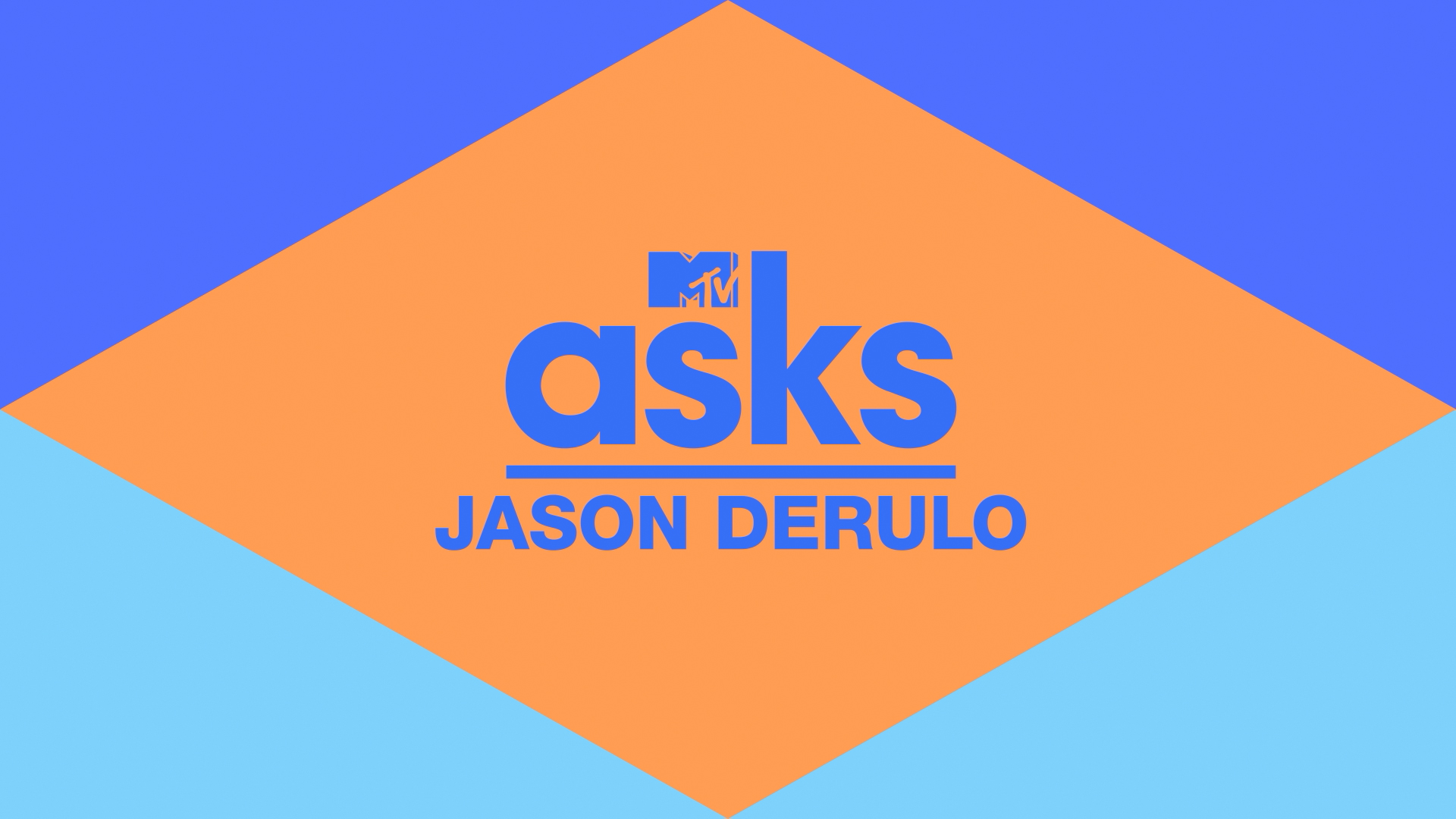 MTV Asks - TV show rebrand